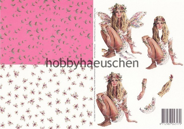 Christine Haworth 3D-Motivbogen Step-by-Step FAERIE POPPETS (10)