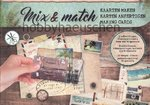 Mix & Match Karten-Bastelheft VINTAGE HOLIDAYS