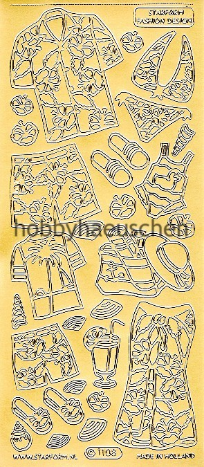Starform Fashion Design Sticker FREIZEITKLEIDUNG