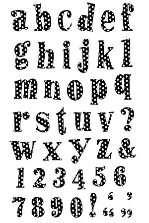 SCR488-clear-stamps-klare-stempel-pj-party-alphabet-abbildung